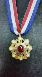 medal of merit photo