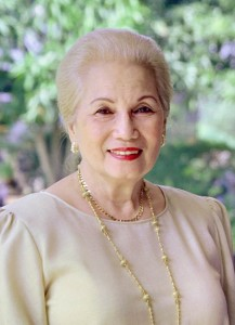 MRS. BETTY LAUREL PHOTO