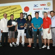 PJS 36th Golf 14 - Winners