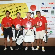 PJS 36th Golf 15 - Winners 2