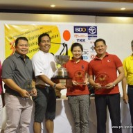 37TH PJFC GOLF TOURNAMENT CHAMPION