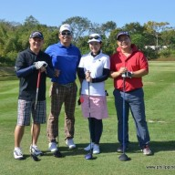 37TH PJFC GOLF TOURNAMENT TEAM1 Mateo,Carado,Ishii,Longa