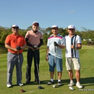 37TH PJFC GOLF TOURNAMENT TEAM3-Sanvictores,Yu,Banares,Ocampo