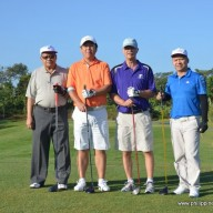 37TH PJFC GOLF TOURNAMENT TEAM4-Abrenica,Kuwamura,Hafford,Mangubat