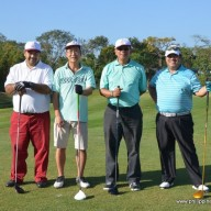 37TH PJFC GOLF TOURNAMENT TEAM5-Janolo,Nishi,Aspillera,Santos