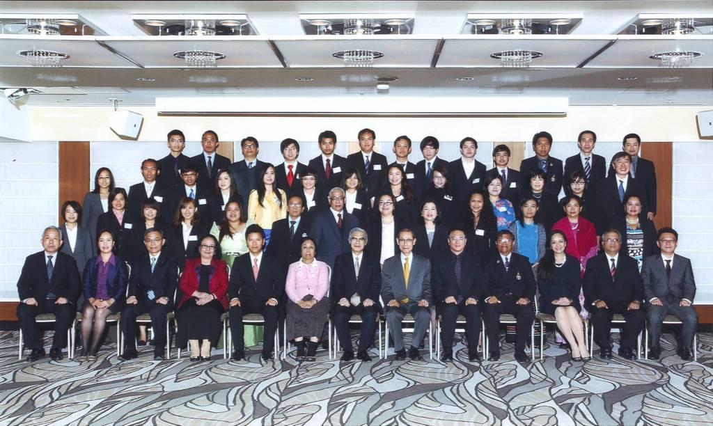 ASJA Scholars Completion Graduation Ceremony 2015