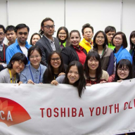Toshiba Youth CLub Asia 2015