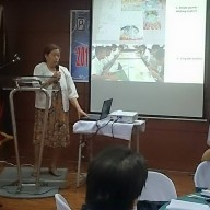 PHILAJAMES represented by Prof. Gilda Uy