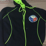 NIYE Jacket with Badge