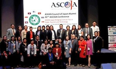 The PHILFEJA delegation to the 22nd ASCOJA conference held in Malaysia (Photo: G. Ferma)